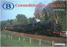Nicolas Collection 978-2-930748-09-2 libro SNCB NMBS Consolidation 29.013 NUOVO + OVP