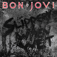 Bon Jovi • Slippery When Wet CD 1986 Mercury Records 1999 •• NEW ••