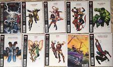 Generations 1-10 Complete 10 Marvel Comics One Shots Set 2017 Variant