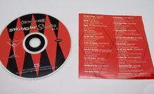 Cocktail Mix Swingin' Singles Vol.3 Compact Disc NO CASE Rhino 1996