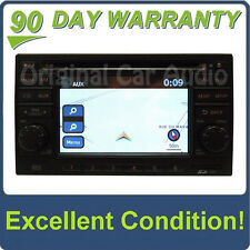 NISSAN Navi GPS AM FM SAT Radio Stereo LCD Display Screen Monitor MP3 CD Player