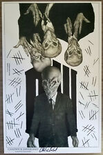 The Silence - Doctor Who Print Created and Signed by Chadwick Haverland!!