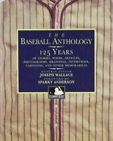 The Baseball Anthology: 125 Years of Stories, Poem