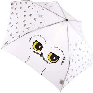 Official Warner Bros licence Harry Potter Hedwig Umbrella