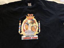 SHAKA wear Royal Kutz Barber Shop XL T-SHIRT TEE 90's street wear Mens