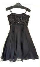 BNWT Ted Baker Langley Bearna Jewel Embelished Dress (Size 1; UK 8) RRP £1199