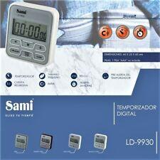 Temporizador Digital Cocina Laboratorio I+D - Cuenta Regresiva - Digital Timer A