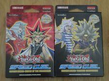 Yu-Gi-Oh! Match of the Millennium Twisted Nightmares Starter Decks Deutsch OVP