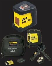 STANLEY 77-153 CL2 FatMax SELF-LEVELING Cross Line Laser Level Fat Max NEW