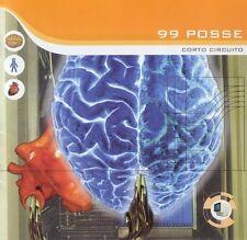 99 POSSE - CORTO CIRCUITO - CD NUOVO