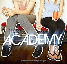 The Academy Is... : Fast Times at Barrington High CD (2008)