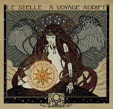 """INCOMING CEREBRAL OVERDRIVE - Le Stelle: A Voyage Adrift 12"""" LP [NEW]"""