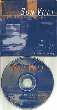 SON VOLT Wide Swing Tremolo ULTRA RARE Carded Sleeve ADVNCE PROMO CD Jay Farrar