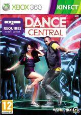22495// DANCE CENTRAL POUR XBOX 360 KINECT NECESSAIRE NEUF MAIS DEBALLE