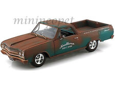 ACME A1805401 SOUTHERN SPEED & MARINE 1965 CHEVROLET EL CAMINO PICKUP TRUCK 1/18