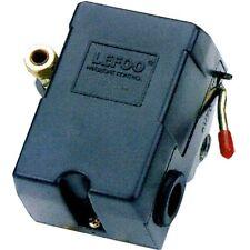Replacement Air Compressor Pressure Switch, Lefoo LF10-L4, 4 port, 150 PSI