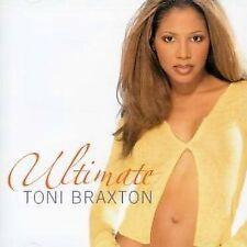 Toni Braxton - Ultimate Toni Braxton (Eco-Friendly Packaging) Audio CD 2008 NEW