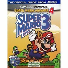 Brand New Super Mario Bros 3 Gameboy Adv.