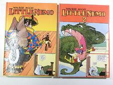 Little NEMO # 1 + 2 di Winsor Mc Coy (Bertelsmann, Hardcover) Z 2