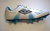 Rod Wallace Signed Autograph Football Boot Leeds Utd Glasgow Rangers AFTAL COA