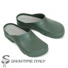 GARDENING calzature da uomo donna Slip On CLOGGIES Zoccoli Taglie 4 5 6 7 8