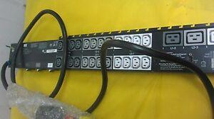 HP S124 Power Distribution Unit 395326-001 397807-D71 PDU S124