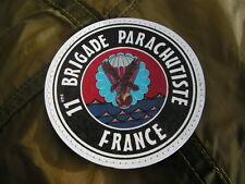 SNAKE PATCH PVC - 11ème BRIGADE PARACHUTISTE - TAP dragon GCP RPIMa COS gaine