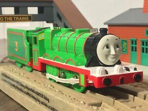 1993/2002 Tomy Plarail HENRY Thomas Tank Engine & Friends Trackmaster Train