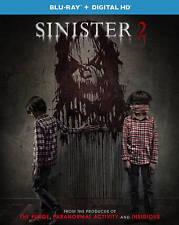 Sinister 2 (Blu-ray Disc, 2016)     James Ransone, Shannyn Sossamon