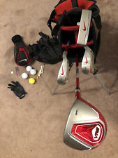 "For 44-50"" Tall Nike VRS Right Handed Kids Junior Golf Club Starter Set US Youth"