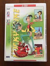 LES NOUVELLES AVENTURES DE LUCKY LUKE & CHASSEURS DE DRAGONS - 2 DVD - 252 MIN