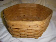 "Longaberger 1997 Generations Basket  9"""
