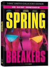 SPRING BREAKERS - Limitiertes 3Disc Mediabook (Uncut) (Blu-ray + DVD +Soundtrack