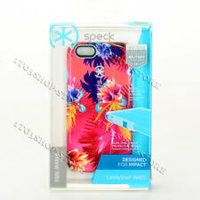Speck CandyShell Inked iPhone 6s iPhone 6 Case - Wild Tropic Fuchsia/Blue Used