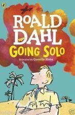 Roald Dahl Story Book: GOING SOLO - 2016 Artwork - NEW