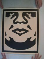 Andre The Giant Shepard Fairey Poster  Signed