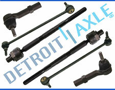 6pc Front Suspension Kit 07-16 GMC Acadia Chevy Traverse Buick Enclave Outlook