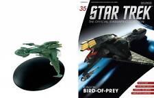 Star Trek Official Starships Magazine #35 Klingon Bird of Prey (early)