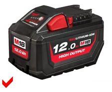 Milwaukee Akku M18 High Output 18 Volt 12.0Ah Li-Ion Akku M18 HB12 4932464260