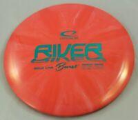 Gold Burst River 173g Driver Latitude 64 Discs Pinkish Red Golf Disc Celestial