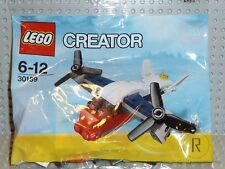 LEGO® 30189 CREATOR TRANSPORT PLANE NEU 2014 MINIFIGUR NEU & OVP