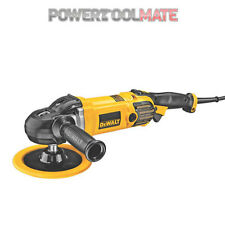 DeWalt DWP849X 110V 150mm & 180mm Variable Speed Polisher