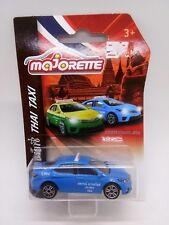 Thai Taxi Car Blue Model Toyota Corolla Altis Majorette Diecast Limited