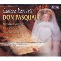 GAETANO DONIZETTI - DON PASQUALE 2 CD NEU