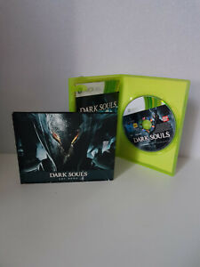 Dark Souls Xbox 360 Limited Edition Game Art Book Behind The Scenes Soundtrack