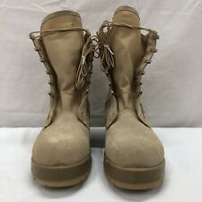 ROCKY MEN'S MILITARY STEEL TOE BOOTS 6826 ASTM F2413-05 W053062 SIZE 12M