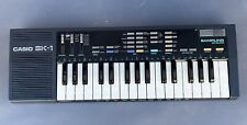 Vintage CASIO SK-1 Portable 32 Key Sampling Keyboard Synthesizer Synth
