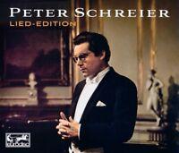 PETER SCHREIER - LIED-EDITION  5 CD NEW!