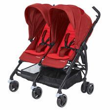 Brand New Maxi Cosi Dana For 2 Pushchair Stroller Pushchair in Vidi Red RRP:£375