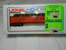 Ho Train Vintage Lionel Gondola w Load Denver & Rio Grande New Ready-To-Run!